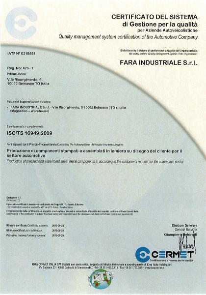 ISO/TS-16949
